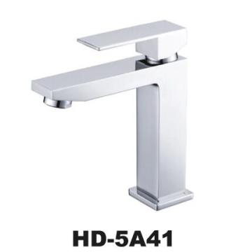 Single Cold Square Contemporary Lever Tap