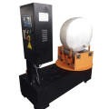 High quality Low price roll wrapping machine for packing rolls of dipped tire cord fabric