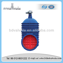 motorized non rising stem cuniform gate valve