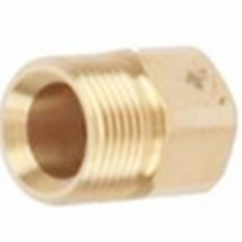 Brass Nipple 220 bar G3/8F-22x1.5m