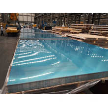 Широкая 2600 мм ширина 5052 алюминиевая пластина для панели контейнера
