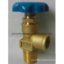 High Pressure Argon Cylinder Valve Px-34A (Female-outlet thread)