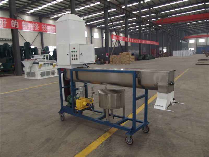 5BY-5B seed treating machine