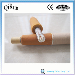 Disposable Oxygen Probe for Molten Steel