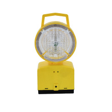 rotary road traffic warning light