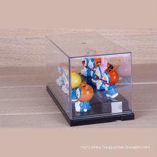 Advertising Acrylic Toy Display Box, Store Display Rack