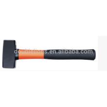 Qualitativ hochwertige gebleicht Griff Steinigung Hammer