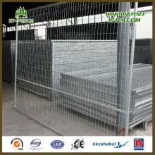 Made in China Dekorative temporäre Fechten / temporäre Bau Zaun Fabrik