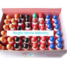 Pluma marcador de bingo para la decoración del festival