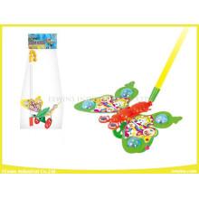 Push Pull Spielzeug Schmetterling Kunststoff Spielzeug