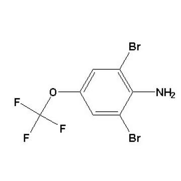 2, 6-Dibromo-4- (trifluorometoxi) anilina CAS No. 88149-49-9