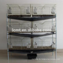 Poultry Quail Automatic Battery Cages