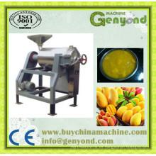 Máquina de extracción de tornillo de pulpa de frutas