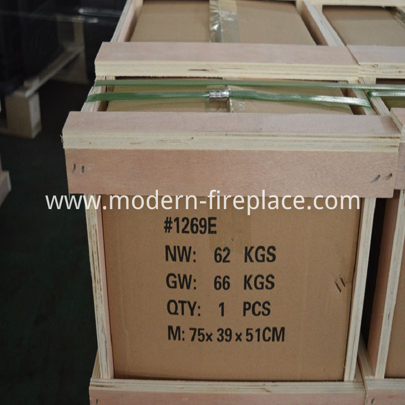 Wood Burners Cheap Packaging