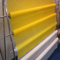 White Yellow Polyester Silk Screen Printing Mesh
