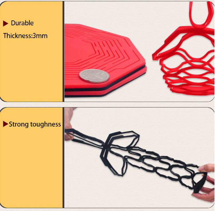 silicone basket