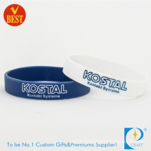 Custom China Wholesale Rubber Wristband Gift for Events
