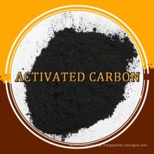 Pó à base de carvão Carvão ativado para purificação de água