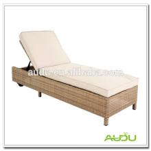 Audu Leisure Rattan Используется Sun Lounger Beach