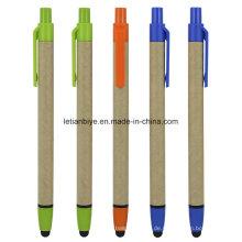 Recyceltes Papier Stylus Kugelschreiber (LT-C814)