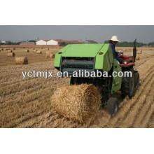Best price mini round hay baler machine hay and straw baler machine/