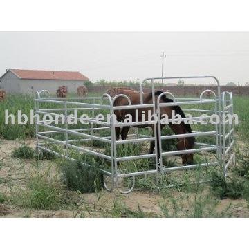 Panneau de clôture avec porte