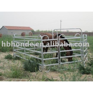 fence panel with gate