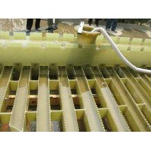 Kundenspezifische Fiberglasprodukte - Wasserverteiler, Spielzeugkiste und Ventil Ect.
