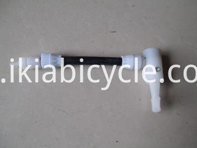 White Color Bike Pump