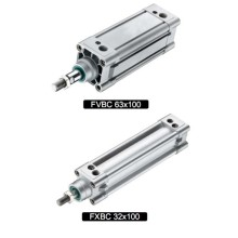 FVBC / FXBC Series Standard Double Acting Air Cylinder