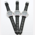 New Year Trendy Leather bracelet Sport Watches