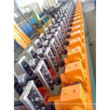 Máquina formadora de rolo de obturador de espuma de alumínio PU