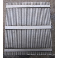 Flat Wedge Wire Screen Anwendung