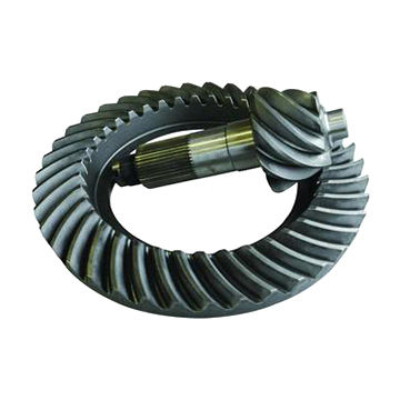 Aluminum-die-casting-gears-of-automotive-and