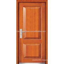 Armored Door (JKD-232) Strong Steel Wooden Door For Exterior Security