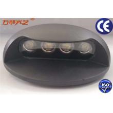 Wasserdichte LED-Gartenlampe IP66