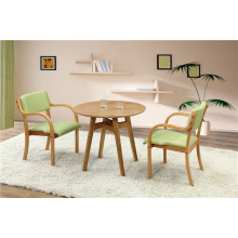 Modern Cafe Table Chair Furniture Set (FOH-BCA46)