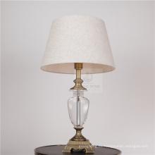 Lámpara de escritorio de cristal (82127)