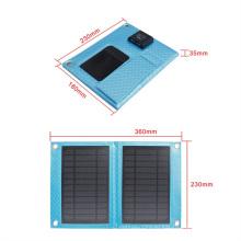 Оптовое 7W водонепроницаемое солнечное зарядное устройство для телефона