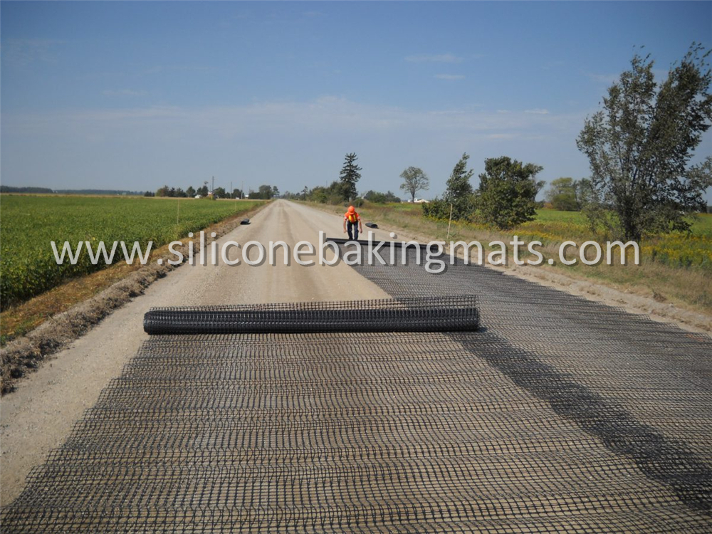 Soil Reinforcement Bx Geogrid