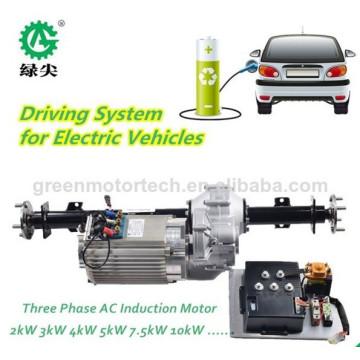 60v 5 kw Elektrofahrzeugantrieb AC Montagekit