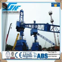 offshore pedestal mobile portal crane