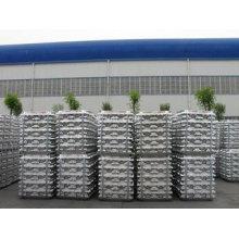 Lingote de Al, Lingote de Alumínio de Alta Qualidade 99,7%