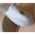 5 Star Hotel Luxury Close Toe Velour Slipper