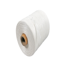 High strength polypropylene twisted yarn for submarine cable