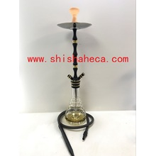 Atacado Good Quality Aluminum Shisha Nargile Smoking Pipe Hookah
