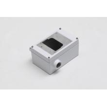 Caja de luz de aluminio