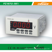 48*96mm Factory Price Single Phase DC LED Display Digital Voltage Measuring Voltmeter for Electrical Instrument