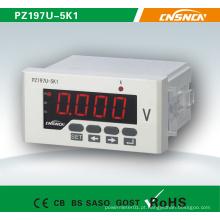 48 * 96mm Preço Fábrica Monofásico DC LED Display Voltagem Digital de Medição de Voltagem para Instrumento Elétrico