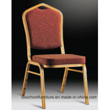 Aluminum Dining Chair for Hotel Wedding Hall